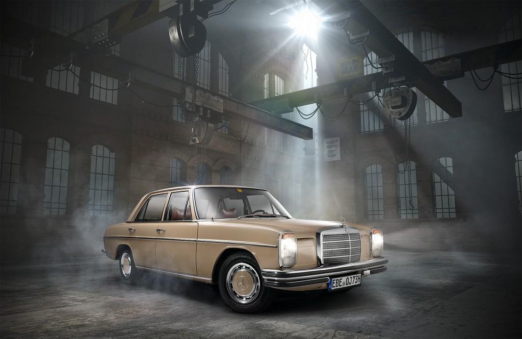 Mercedes-Montage-2000