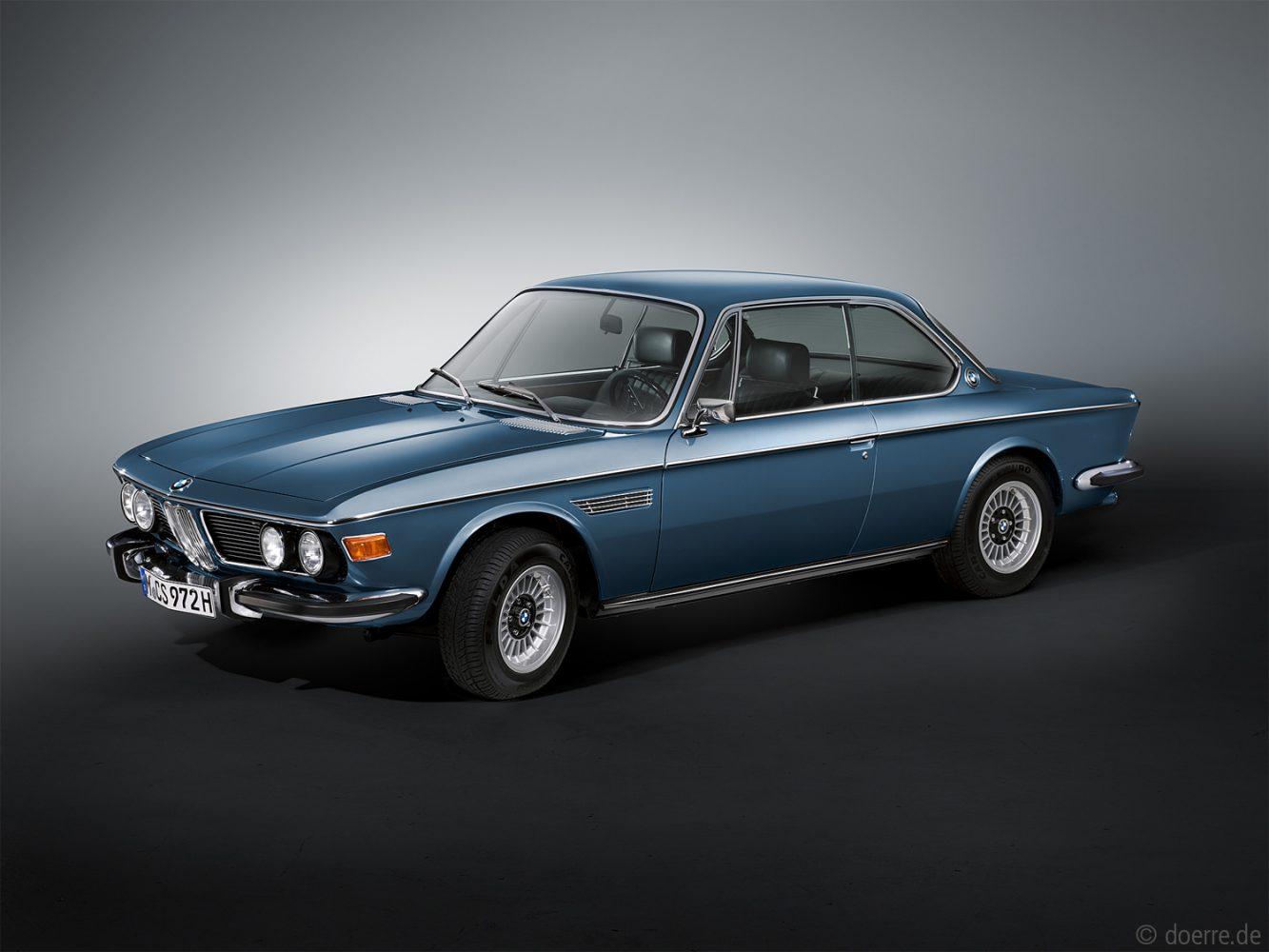 BMW CSI 3.0 Baujahr 1972