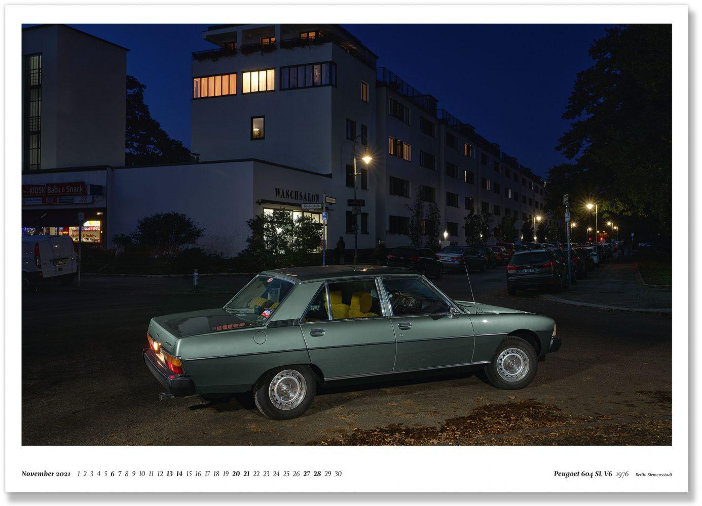 Peugoet 604 SL V6 1976 Berlin Siemensstadt